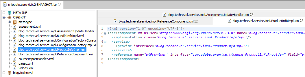 DS Annotations – dependency updates – Adobe Experience Manager Blog